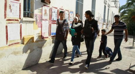 Tunis, le 19 octobre 2011. REUTERS/Zoubeir Souissi