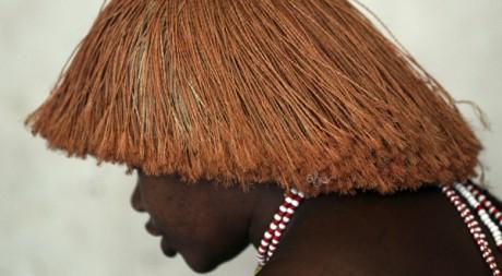Une guérisseuse mozambicaine, le 29 septembre 2010. Goran Tomasevic/REUTERS