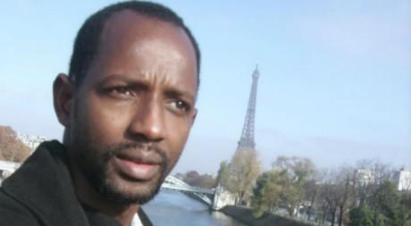 Alimou Sow à Paris, octobre 2011. DR