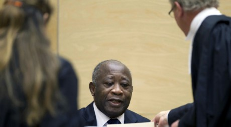 Laurent Gbagbo à la CPI, le 5 décembre 2011. REUTERS/POOL New
