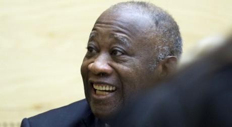 Laurent Gbagbo devant la CPI le 5 décembre 2011. REUTERS / Peter Dejong