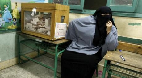 Elections législatives où les islamistes sont les grands gagnants, au Caire le 15 décembre 2011 Reuters/Mohamed Abd El Ghany