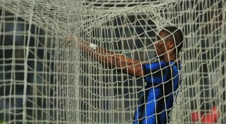 Samuel Eto'o, le 13 février 2011. Giuseppe Cacace/AFP