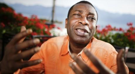 Youssou Ndour le 10 juillet 2010. REUTERS/Valentin Flauraud
