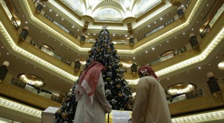 Palace d'Abu Dhabi le 21 décembre 2010. Reuters/Fahad Shadeed