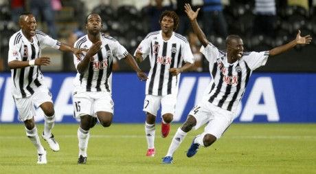 Le TP Mazembe devient le premier club africain à atteindre la finale de la Coupe du monde des clubs. REUTERS/Fadi Al-Assaad.