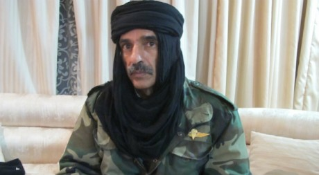 Mokhtar al-Akdhar à Tripoli . Damien Spleeters