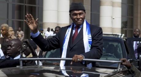 Abdoulaye Wade le 2 février 2012 à Dakar. REUTERS