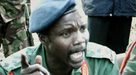 Joseph Kony, le 24 mai 2006. Reuters TV