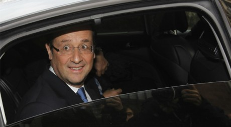 François Hollande, mars 2012 © Gonzalo Fuentes/Reuters