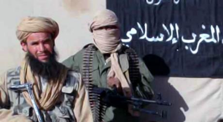Preneurs d'otages d'Aqmi au MaliREUTERS/Handout