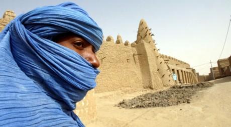 Tombouctou et sa mosquée du XIIIème siècle. REUTERS/Luc Gnago