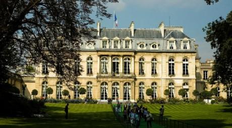 Palais de l'Elysée, by Thomas Faivre-Duboz, via Flickr CC
