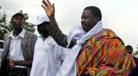 Le président togolais Faure Gnassingbé, avril 2005. © REUTERS/Stringer