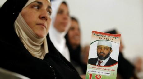 Supportrices du parti islamiste du Front pour la justice et le développement  à Alger le 6 mai 2012.  Reuters/Zohra Bensemra