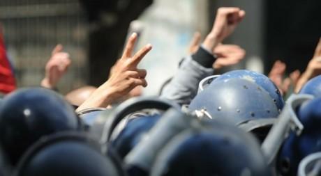 Manifestation à Alger le 2 mai 2011. AFP/FAROUK BATICHE