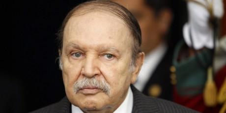 À 75 ans, Abdelaziz Bouteflika est au pouvoir depuis 1999, REUTERS/Louafi Larbi