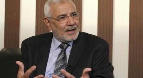 Abdel Moneim Aboul Fotouh, candidat à l'élection présidentielle égyptienne le 24 avril 2012Reuters/Mohamed Abd El Ghany