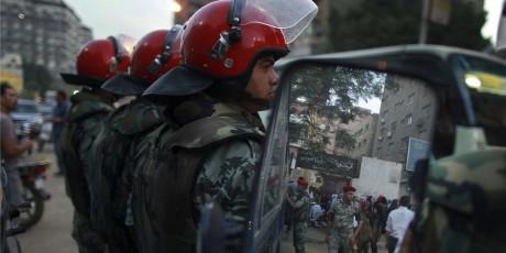 Il est difficile de faire rentrer les militaires dans les casernes, REUTERS/Mohammed Salem