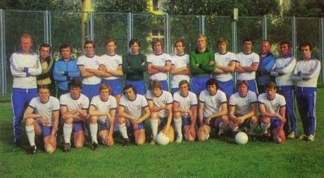 L'équipe du Dynamo Kiev, 1979, by Flickr/ Socialism Expo.