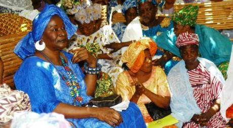 Aminata Traoré © tous droits réservés