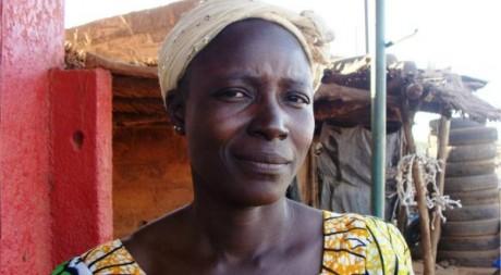Ouédraogo Belga, au Bukina Faso. © Anne Poulsen/PAM