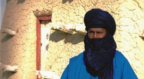 Guide Touareg à Tombouctou, Mali, 14 novembre 2008  © Globe Troden