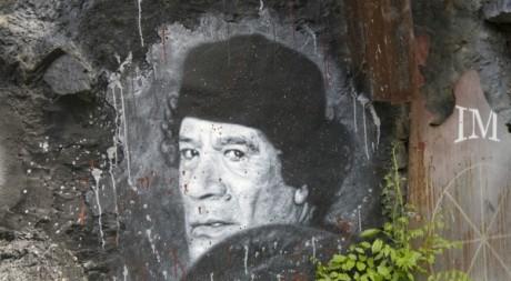 Muammar al Gaddafi R.I.P., by Abode of Chaos via Flickr CC