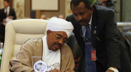 Le président soudanais Omar hassan el-Béchir, mars 2012. © REUTERS/Saad Shalash