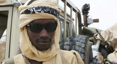 Milicien d'Ansar Dine à Gao, nord du Mali, 20/06/2012, REUTERS/Stringer