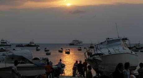 Le port de Zanzibar, juillet 2012 © REUTERS/Thomas Mukoya