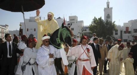 Fête du trône à Tétouan le 31 juillet 2009