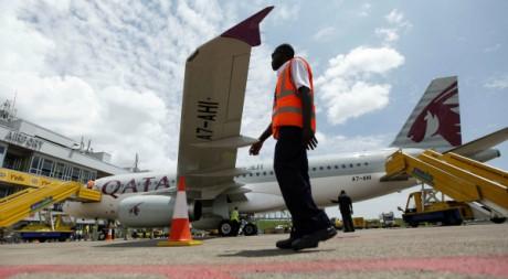 Tarmac de l'aéroport d'Entebbe, en Ouganda, le 02 novembre 2011, REUTERS/Stringer