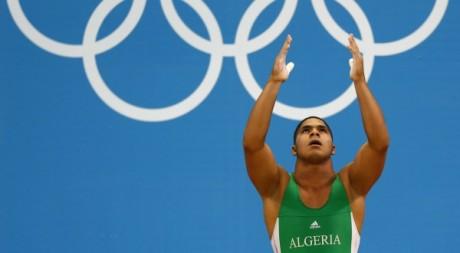 L'haltérophile algérien Walid Bidani a terminé à la 8e et dernière place de la compétition de la catégorie des 105 kg / Grigory