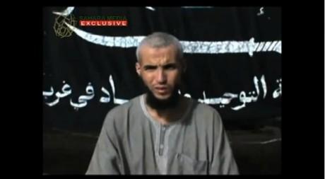 Tahar Touati appelle le gouvernement algérien à l'aide. Capture d'écran YouTube