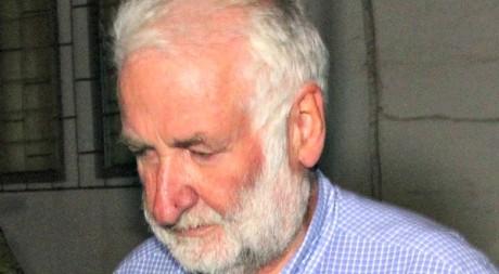 Loik Le Floch-Prigent à Lomé le 17 septembre 2012. REUTERS.
