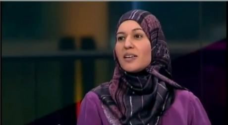 Yusra Ghannouch. Capture d'écran