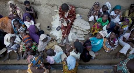 Une école coranique à Djenne, Mali, septembre 2012. © REUTERS/Joe Penney