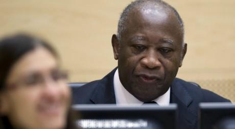 Laurent Gbagbo à la Haye le 5 décembre 2011. Reuters
