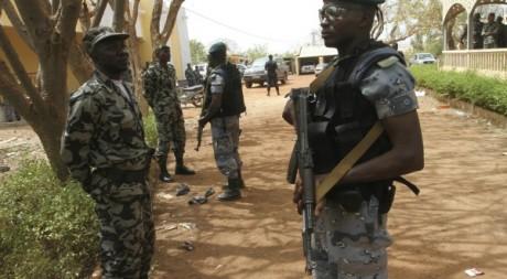 L'armée malienne, le 30 mars 2012, photo REUTERS/Luc Gnago