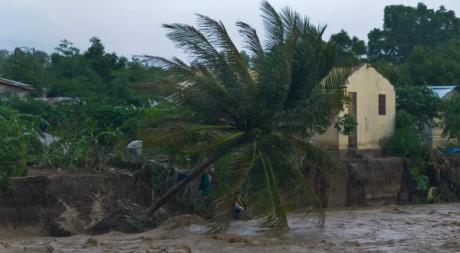 Port-au-Prince, le 26 octobre 2012. REUTERS/Swoan Parker