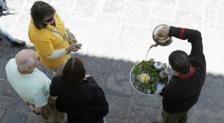 La capitale tunisienne le 25 avril 2012. Reuters/Zoubeir Souissi