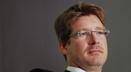 Pascal Canfin, ministre français du Développement. REUTERS/Stephane Mahe