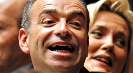 Jean-François Copé le 20 novembre 2012. REUTERS/Charles Platiau
