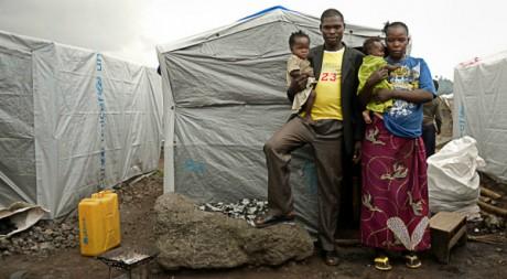"""Une des photos de l'exposition """"Les déracinés du Nord-Kivu"""" ©Constance Decorde"""