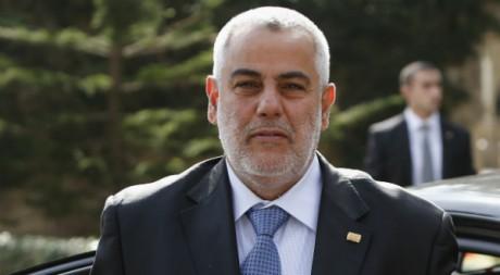 Le Premier ministre marocain Abdelilah Benkirane lors d'un déplacement à Malte, le 6 octobre 2012. REUTERS/Darrin Zammit Lupi