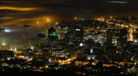 La ville du Cap, en Afrique du Sud. © Mike Hutchings / Reuters