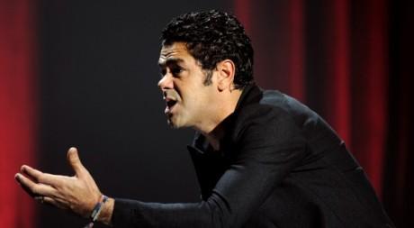 Jamed Debbouze à Paris, le 3 février 2011. AFP/BERTRAND GUAY
