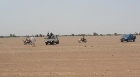Kidal, Nord-Mali, août 2012. © Romaric Hien/AFP