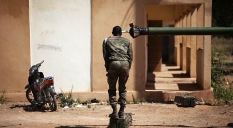 Soldat malien, Bamako, Mali, le 15 janvier 2013. Reuters/Joe Penney